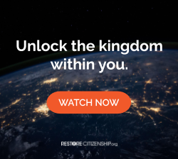 Unlock the kingdom within you.